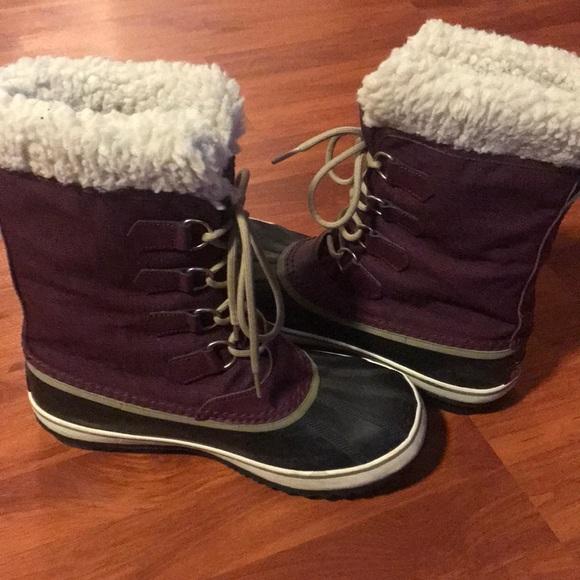Sorel Boots (waterproof) Size 9